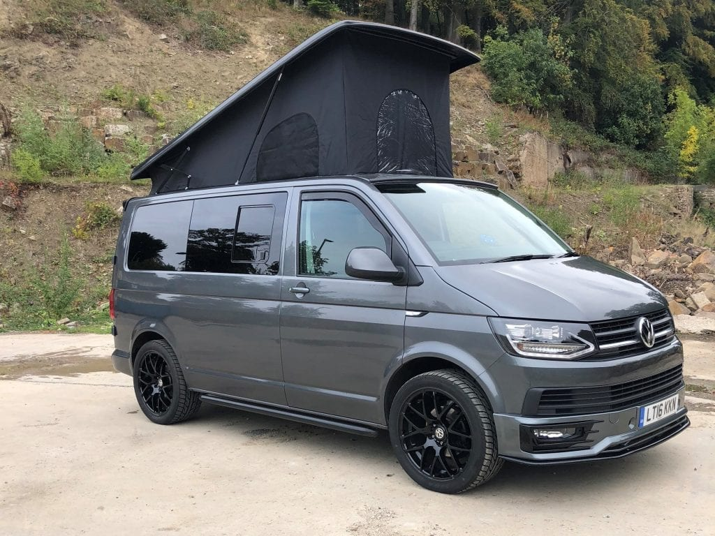 Campervan Conversions C And H Campers
