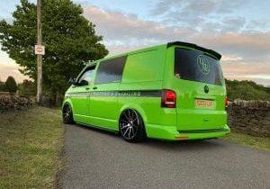 Green van 1